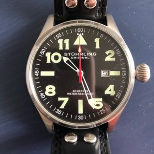 Stuhrling Men's watch